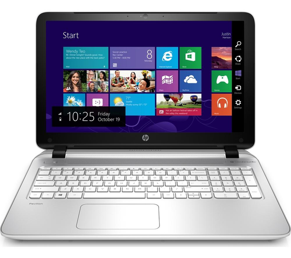 how to get into bios hp pavilion